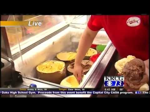 National Ice Cream Month at Central Dairy - Live at Sunrise