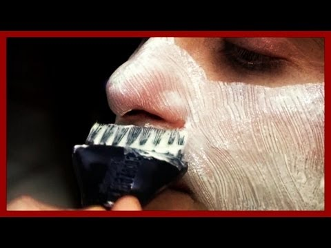 Turkish Wet Shave + Clay Treatment (in Ankara, Turkey)