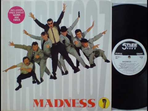 MADNESS - MEGAMIX - MEDLEY - (MADNESS 7 ALBUM)