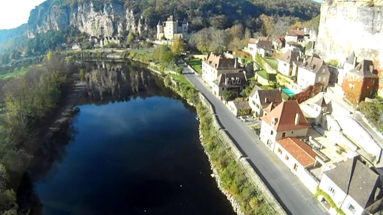 fpv quad at la roque gageac dodorgne france youtube