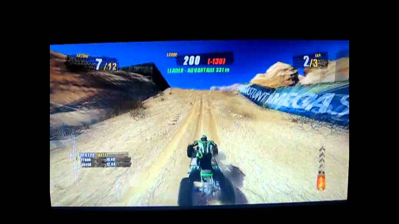 Nail'd Gameplay Xbox 360 hd