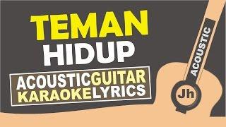 Tulus Teman Hidup Acoustic Karaoke Version