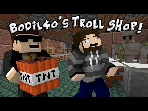Bodil40's Prank Shop!