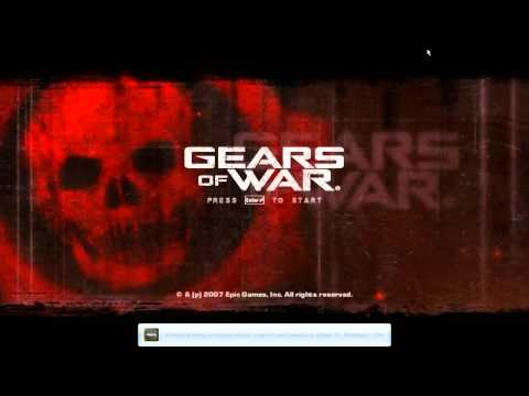 Dica .. Jogando Gears of War-PC multiplayer com bots