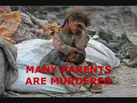 ILLEGAL WAR IN AFGHANISTAN CHILDREN MURDERED DAILY THANKS TO TAXPAYERS