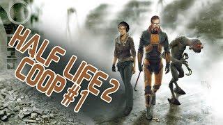 Half Life 2 Coop (запись стрима)