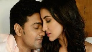 Dev | Rukmini Maitra | Romantic Hot Photoshoot Scenes | Chaamp Dev & Rukmini Maitra Hot Romance