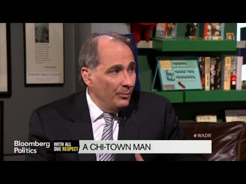 David Axelrod: I'd Be Stunned if President Obama Library's Not in Chicago