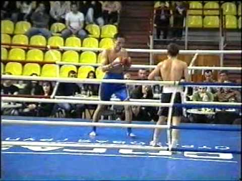 Russia Vs Mongolia  World kickboxing champion title