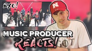 Music Producer Reacts to EXO - Tempo (The Comeback!!!)