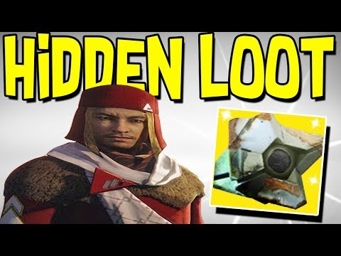 Destiny 2: SECRET FACTION AREAS & NEW EASTER EGG!  Titanic Easteregg, Hidden Loot, & Fast Token Farm