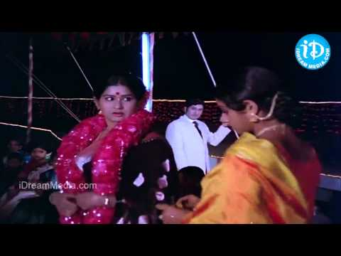 Premabhishekam Movie Songs - Taralu Digi Vachhina Vela Song - Anr - Jayasudha - Sridevi video