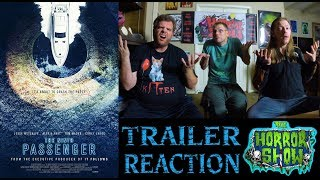 """The Ninth Passenger"" Horror Movie Creature Feature Trailer Reaction - The Horror Show"