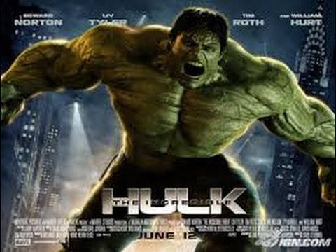 Трейлер MARVEL Халк 3 -- Official Trailer  HD (2014)
