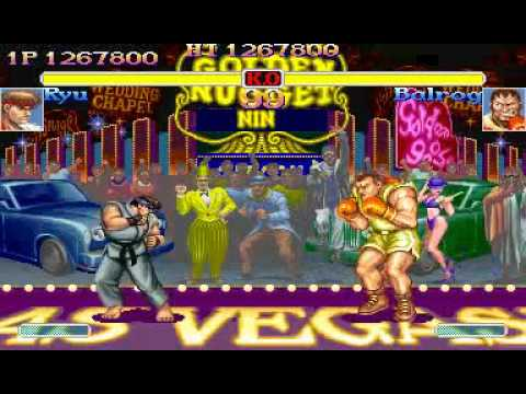Hyper Street Fighter 2- Ryu TAS 3