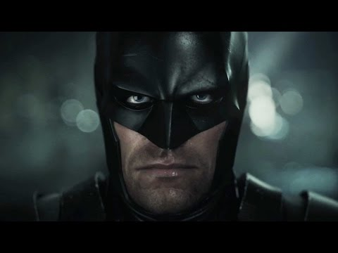 Batman Arkham Knight - Trailer Live