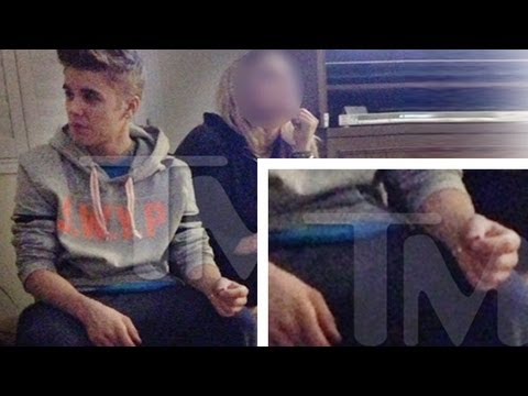 Justin Bieber caught smoking weed in TMZ photos