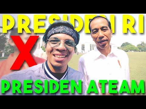 JOKOWI x ATTA... Diundang Pak President :)