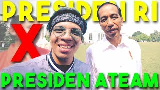 Download Lagu JOKOWI x ATTA... Diundang Pak President :) Gratis STAFABAND