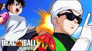 Dragon Ball Xenoverse - GOHAN VIDEL MENTOR TRAINING LEVEL 2 - (Xbox One Gameplay) E133 | Pungence