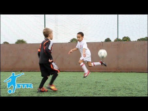 learn how to do soccer skills