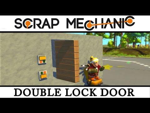 Как в скрап <strong>как в скрап механик сделать двери для <i>сделать</i> машины</strong> механик сделать дверь для машины