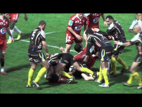 Usap 84 Rugby / Castel