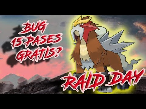 RAID DAY ENTEI EN VIVO