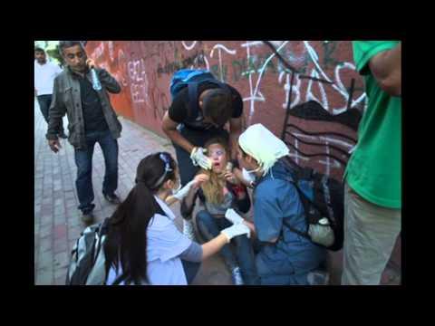 Istanbul Gezi Park Photo Film