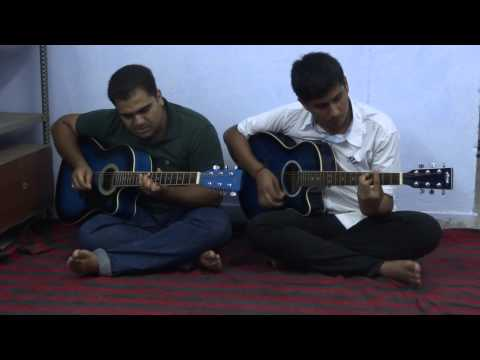 Oh Sanam- Lucky Ali Guitar Cover by GOONJ- The Music Institute...