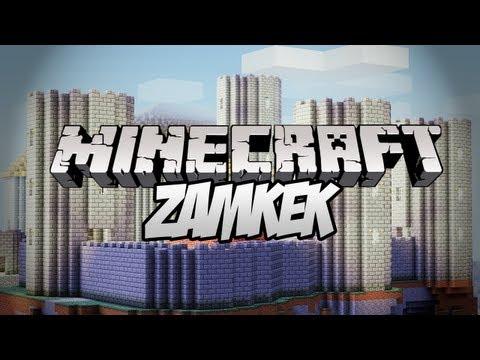 TOP5 Minecraft - Zamki - Castle [#5]