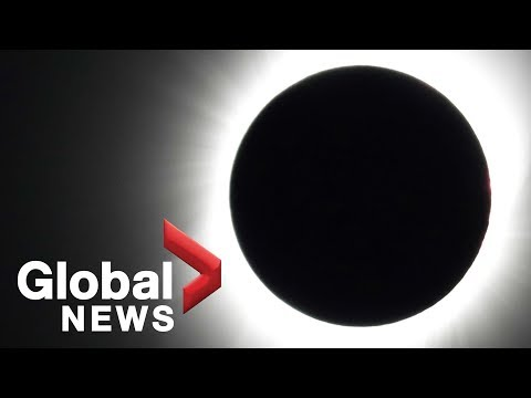 Solar Eclipse 2017 Live