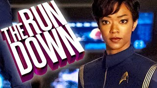 Star Trek Discovery Boldly Arrives! - The Rundown - Electric Playground