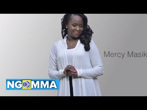 Mercy Masika - Mkono Wa Bwana (Lyrics Video)