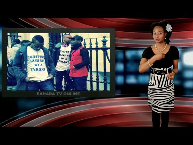 Keeping It Real With Adeola -156 (Chatham House Anti-Buhari Protesters Busted!)