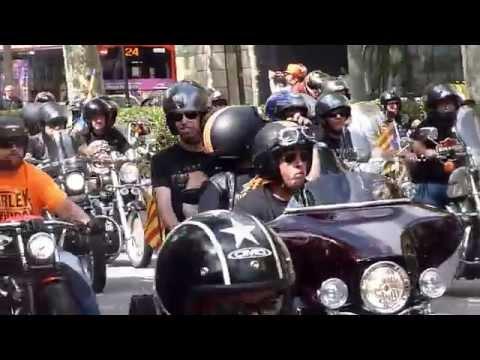 Barcelona Harley Davison 2014