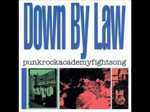 Down By Law - Flower Tattoo
