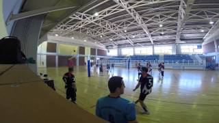 Turkey vs Portugal (Tie-break) - Central Banks Eurovolley 2014 Athens