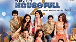 Housefull 2 - Housefull 2 - Press Conference - LIVE on 30th March 2012