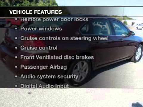 2007 Chevrolet Impala - Fruitland Park FL