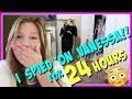 24 HOURS CHALLENGE SPYING ON MY SISTER || Taylor and Vanessa