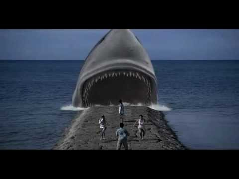 Ужасное Кино - Психованная Акула