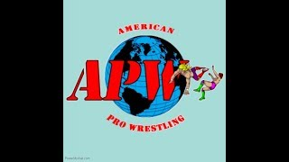 Chief Jay Eagle  & American Pro Wrestling