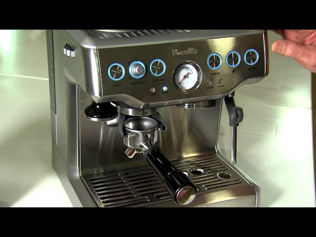The Barista Express Espresso Machine (BES870)