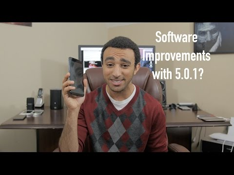 Nexus 6 Challenge: Software Improvements