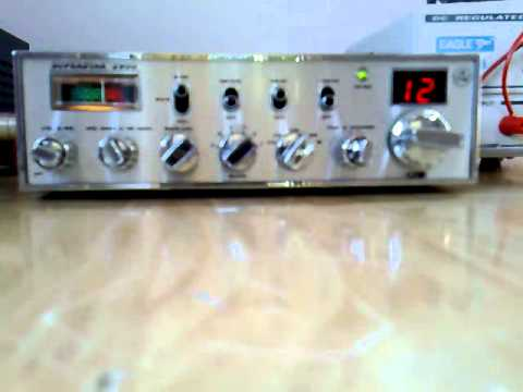 CB Radio: 27.555 Buzzing - 19/10/2011