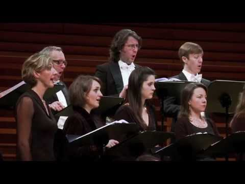 Ensemble Corund performs G. F. Haendel: Messiah - For unto us a Child is born