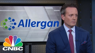 Allergan CEO: Executional Excellence | Mad Money | CNBC