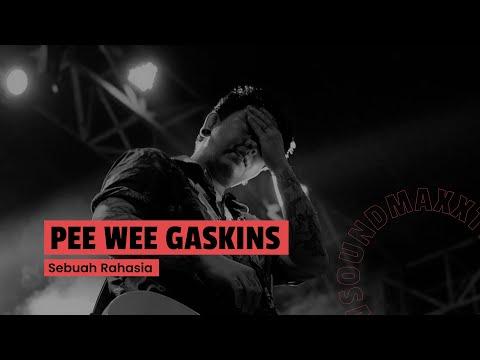 [HD] Pee Wee Gaskins - Sebuah Rahasia (Live at JakCloth 2017 Goes to Padang)
