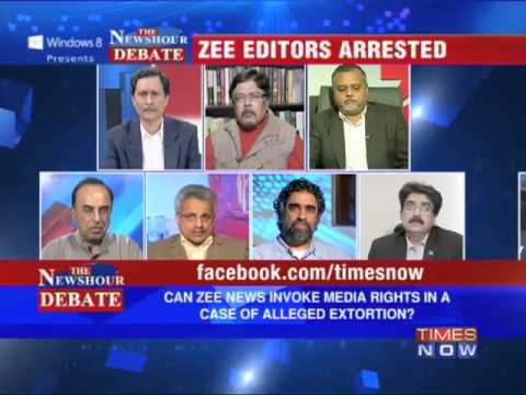 The Newshour Debate: Is invoking media rights justified? (Part 2 of 3)